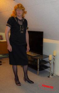 Transseksuel shemale fra Herning