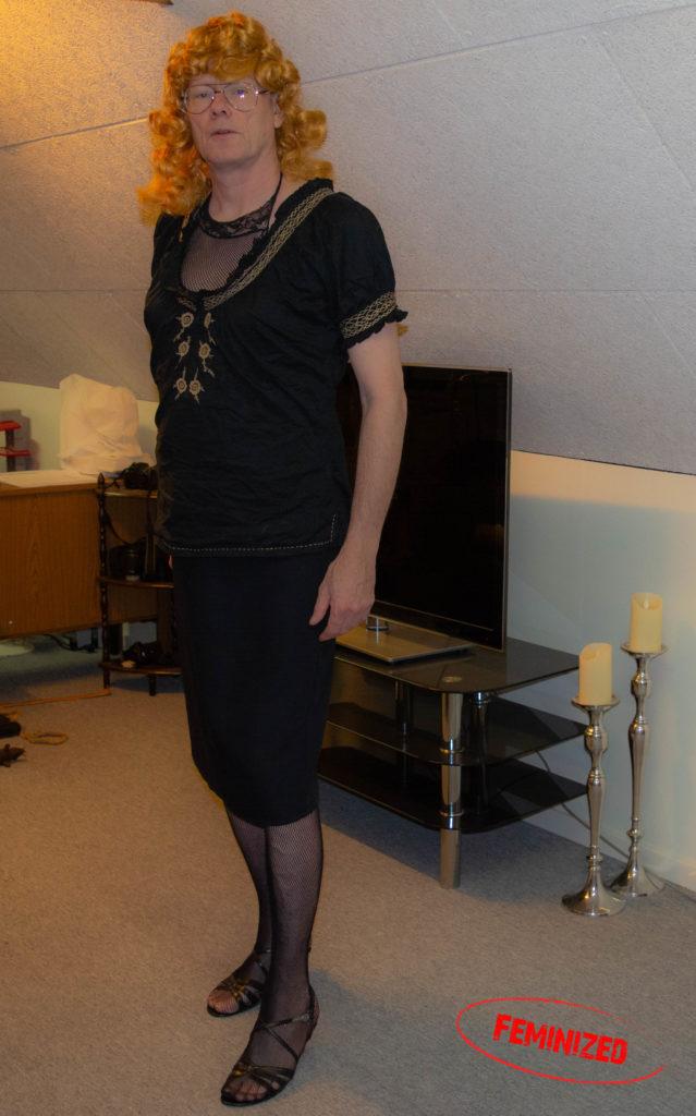 transseksuel shemale escort fra Herning